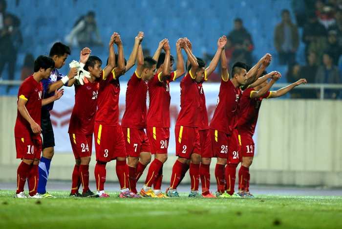 U23 Việt Nam chiến thắng