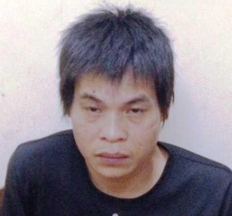 Đối tượng Nguyễn Văn Mạnh vác chày đập chết bố
