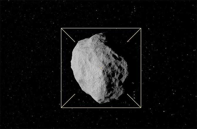 Các nhà khoa học đang muốn phá hủy các tiểu hành tinh để nghiên cứu
