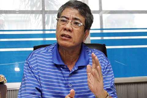 Nhà báo Nguyễn Lưu