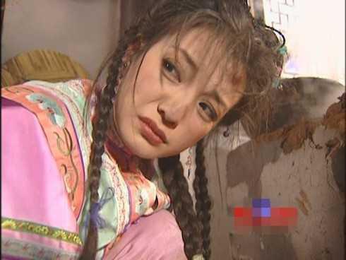 Nàng Tiểu Yến Tử (Triệu Vy) tinh nghịch trong Hoàn Châu Cách Cách.