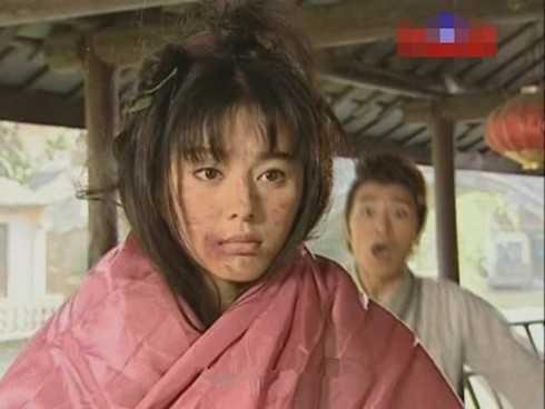 Ngạo Tuyết (Phạm Băng Băng) trong Thời niên thiếu của Bao Thanh Thiên.