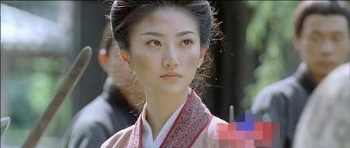 Điền Tịch (Cảnh Điềm) trong bộ phim điện ảnh Chiến Quốc.