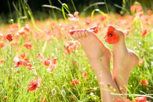 Những người có lòng bàn chân lõm sâu thường có phúc lớn.