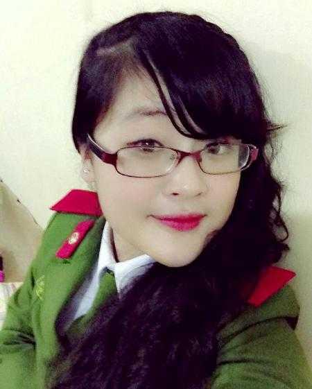 Ước mơ của Dung là được trở thành nữ chiến sỹ công an tốt có thể giúp đỡ tất cả mọi người.