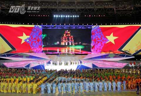 Đăng cai SEA Games là trách nhiệm của Việt Nam đối với sự phát triển của thể thao khu vực (Ảnh: Hà Thành)