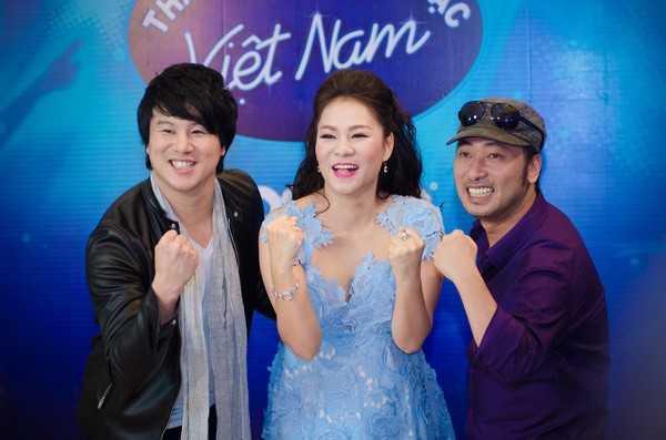 Vietnam Idol lên sóng trở lại