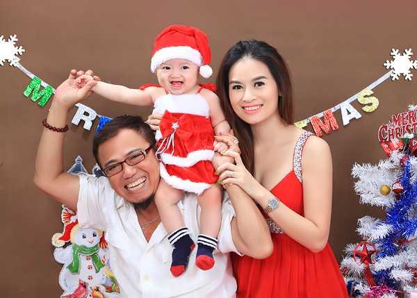 Nghệ sĩ Hồng Tơ cứ ngỡ mình mới ngoài 30 nhờ có con gái.