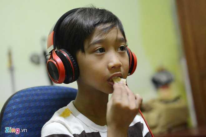 Quán quân Vietnam Got Talent mùa thứ 3 chỉ mê phim, ca nhạc, không thích chơi games