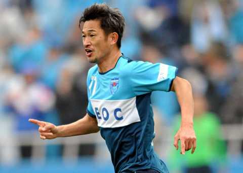Miura lập công ở J-League 2
