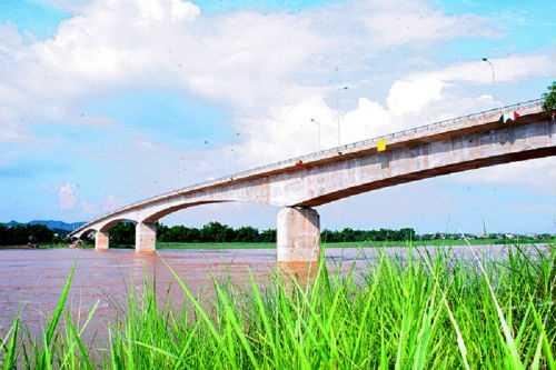Cầu Hạ Hòa, Phú Thọ.