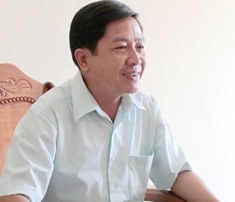 Ông Nguyễn Bá Tước cho rằng bầu ông Hải giữ chức chủ tịch HĐND trong khi đang chịu án kỷ luật là không sai.