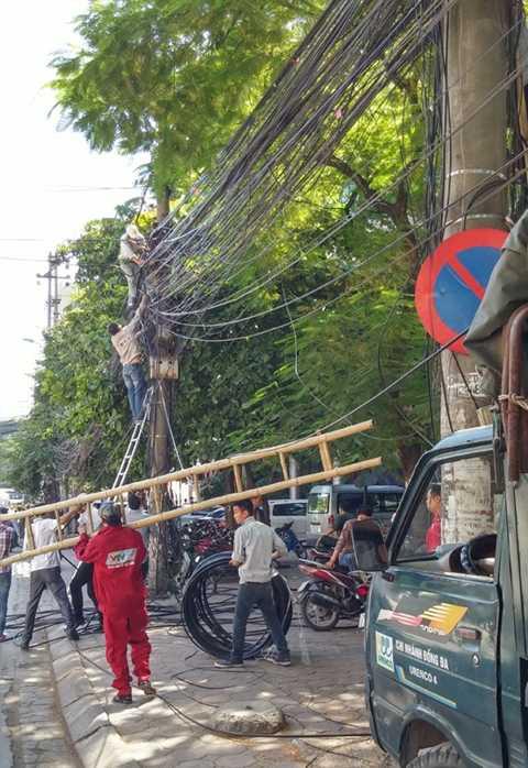 Mỗi khi ngành điện lực