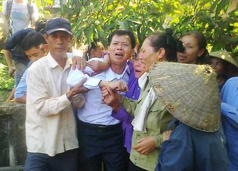 Vụ Nguyễn Thanh Chấn (Bắc Giang) bị án oan 10 năm