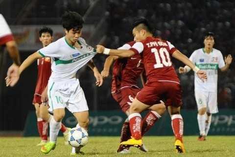Công Phượng từng chạm trán Phi Sơn ở giải U21 quốc tế tại Cần Thơ năm ngoái