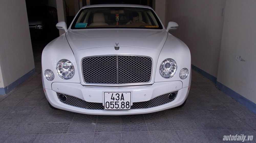Bentley Mulsanne là một trong những mẫu sedan tiện nghi, sang trọng bậc nhất hiện nay.