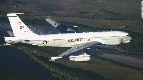 Mỹ nói máy bay trinh sát nước này bị chiến đấu cơ Nga chặn đường