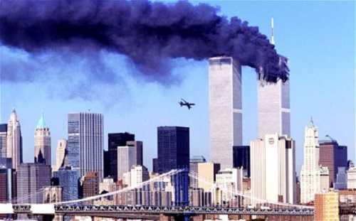 Hình ảnh vụ tấn công khủng bố ngày 11/9/2001