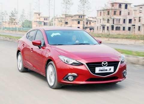 Mazda3 - hiện tượng của thị trường ô tô tháng 3 và quý I/2015