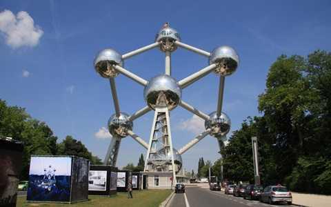 Biểu tượng không thể nhầm lẫn của Brussels và Bỉ