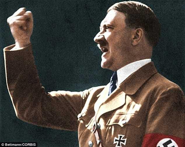 Hitler tuyên bố muốn hỏa thiêu thi thể ngay sau khi chết để không ai có thể tìm thấy di hài