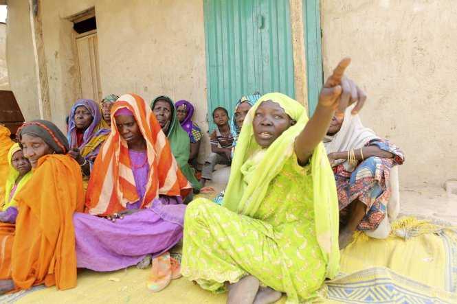 Các phụ nữ Nigeria trốn thoát khỏi khu vực bị Boko Haram chiếm đóng kể lại thời kỳ kinh hoàng
