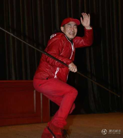 Lục Tiểu Linh Đồng đã gắn bó với nhân vật 'Mỹ Hầu Vương' suốt hơn 30 năm qua.