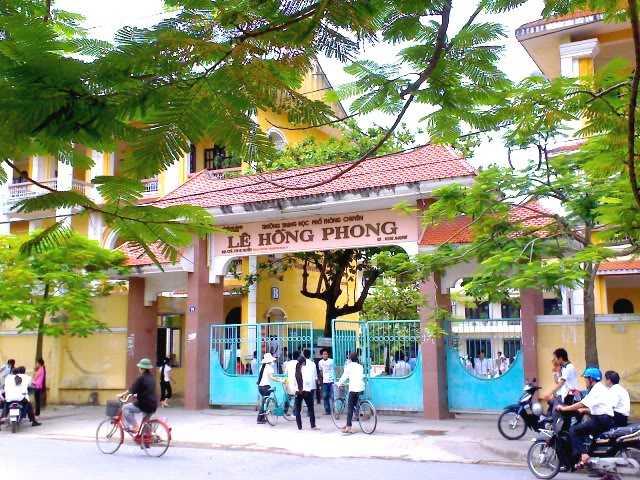 Trường THPT chuyên Lê Hồng Phong (Nam Định)