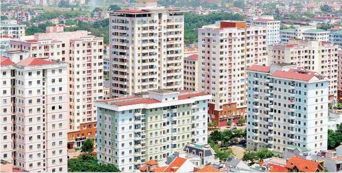 Nếu mua nhà để đầu tư thì nhà đầu tư nên mua tại TP.HCM vì tỷ suất lợi nhuận cao gấp đôi Hà Nội.