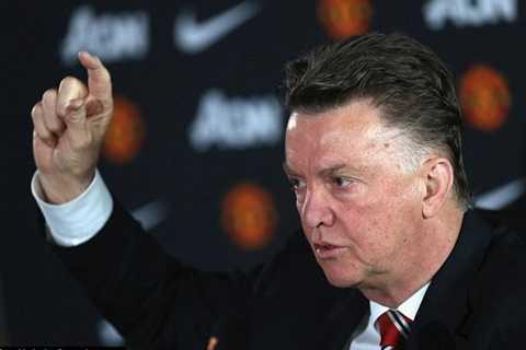 Van Gaal sẵn sàng làm mọi thứ để Man Utd chiến thắng