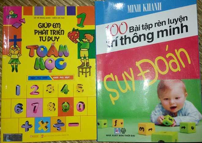 Hai cuốn sách dạy trẻ nhỏ tư duy bằng rất nhiều vụ giết người.