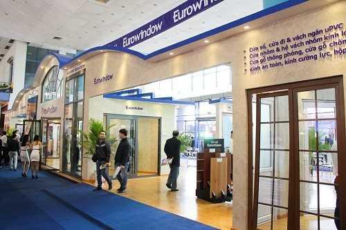 Những sản phẩm đã trưng bày tại  Vietbuild Hà Nội 2015 của Eurowindow sẽ tiếp tục được giới thiệu tới khách hàng tại Vietbuild Đà Nẵng 2015