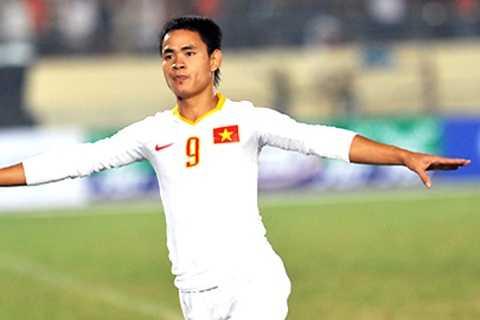 Với 7 bàn thắng, dẫn đầu danh sách Vua phá lưới ở V-League 2015, Đình Tùng có cơ hội trở lại ĐT Việt Nam