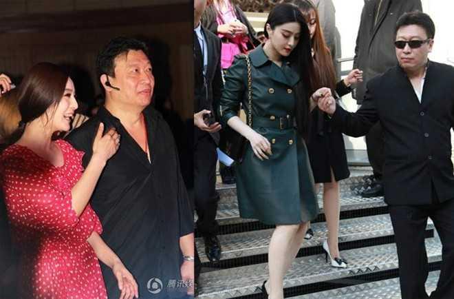 Mối quan hệ của Phạm Băng Băng và Mục Hiểu Quang luôn bị nghi ngờ.