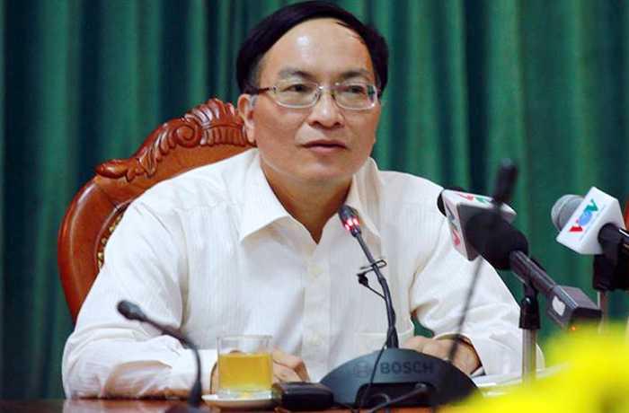 Ông Phạm Văn Đại, Phó giám đốc Sở GD-ĐT Hà Nội