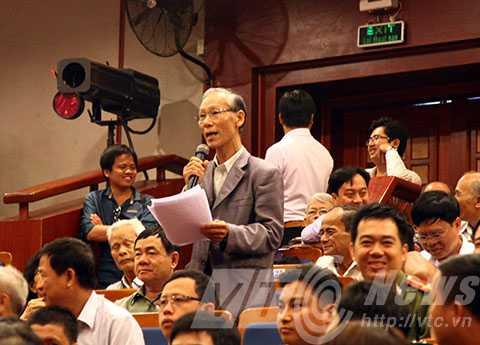 Theo cử tri Lê Thưởng, cần có phút mặt niệm tưởng nhớ ông Nguyễn Bá Thanh