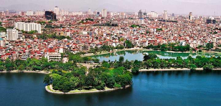 Giải nhất thuộc về tác giả Nguyễn Duy Tường với tác phẩm Hồ Bảy Mẫu và Hồ Ba Mẫu - lá phổi cho thành phố.