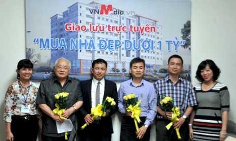 Hà Nội có nhà xã hội 5 triệu đồng/m2