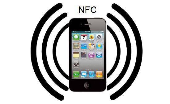 Một chiếc iPhone với công nghệ NFC đã không xuất hiện