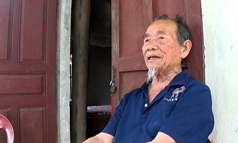 Cụ Phan Tiến Lự, nhân chứng sống của chiến tích làng K130.