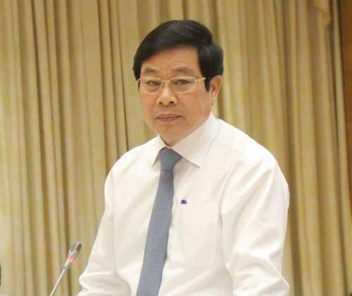 Bộ trưởng Bộ TT&TT Nguyễn Bắc Son