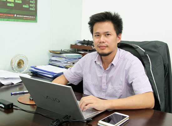 Ông Nguyễn Thanh Hưng, tân Giám đốc của VTC Intecom