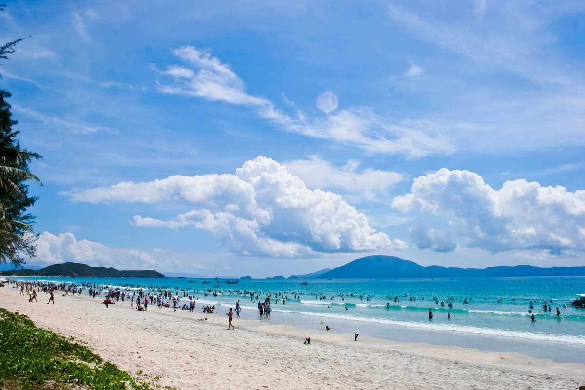 Bãi biển Trà Cổ, Móng Cái