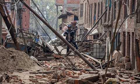 Trận động đất đã được dự đoán trước. (Nguồn: AP)