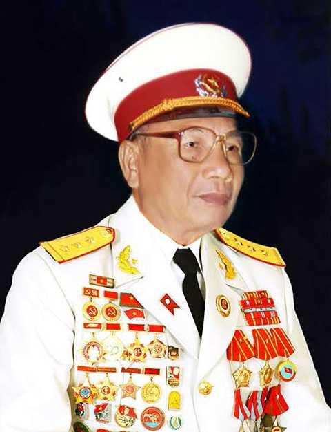 Chân dung ông Trần Văn Lai, tức Mai Hồng Quế