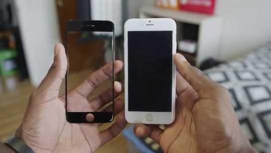 Màn hình sapphire vẫn chưa xuất hiện trên iPhone