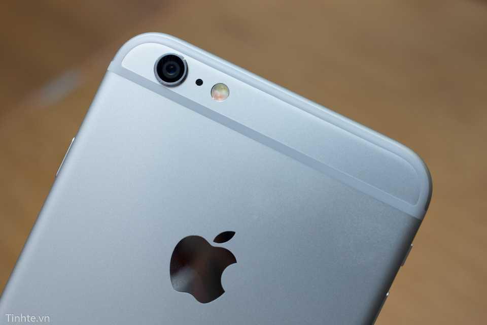 Hệ thống camera iPhone 6 tốt nhưng chưa hoàn thiện
