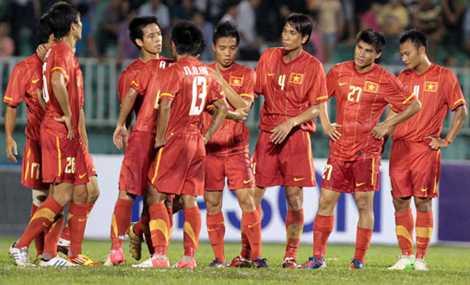 Tuyển Việt Nam đặt tham vọng qua vòng loại thứ 1 World Cup 2018