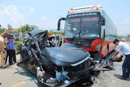 Vụ tai nạn xảy ra ở Đà Nẵng ngày 29-4 khiến 4 người chết, 3 người bị thương
