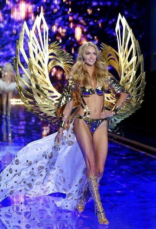 Lindsay Ellingson không có mặt trong danh sách các thiên thần năm nay.